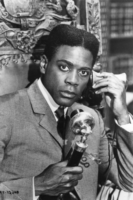 Debbie's costar in the 1981 film, Coalhouse Walker. I love the phone he's holding.