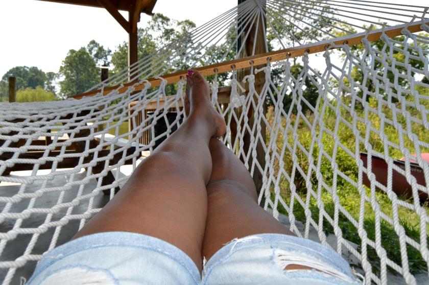 hammock life.